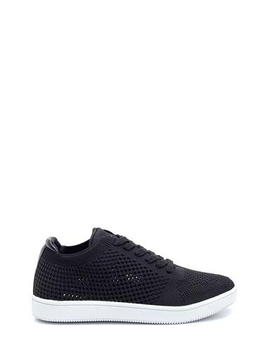 Derimod Kadın Ayakkabı (17Gdw271) Spor Siyah